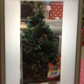 Brand New Table Top Christmas Tree With LED Lights
