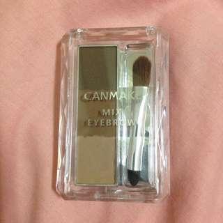 Canmake 三色眉粉