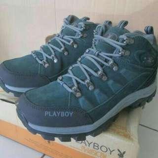 Sepatu Gunung Playboy Outdoor Original