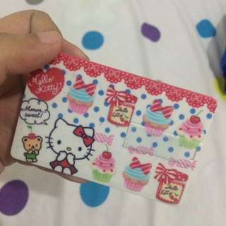 Flashdisk Card Hello Kitty