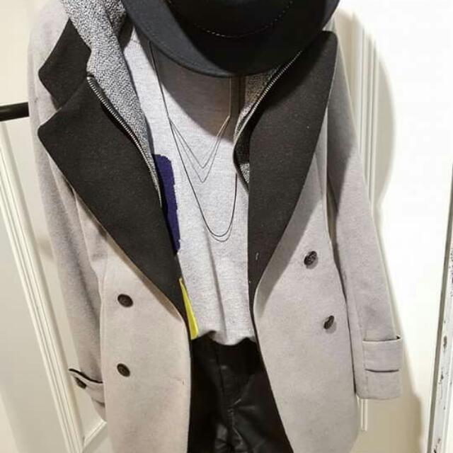 韓版保暖外套