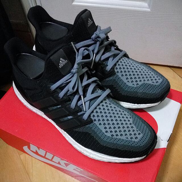 放 Adidas Ultraboost GradientBlack Us10.5