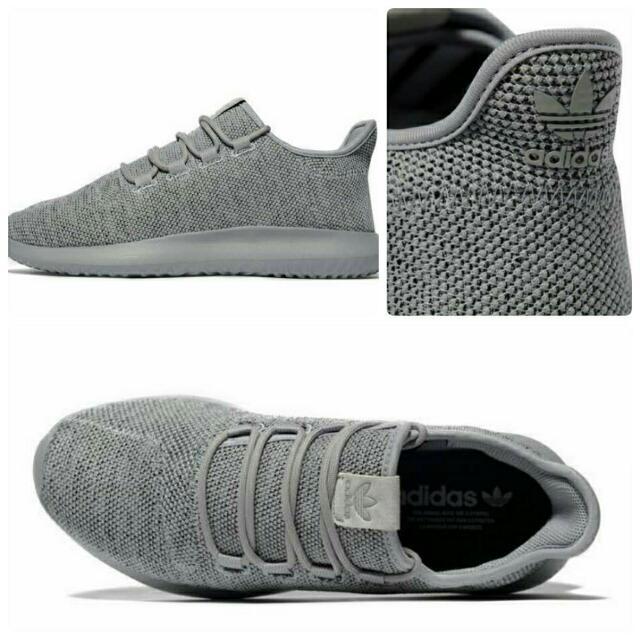 check out 76d78 94886 Adidas Tubular Shadow Knit Grey, Men's Fashion, Footwear on ...