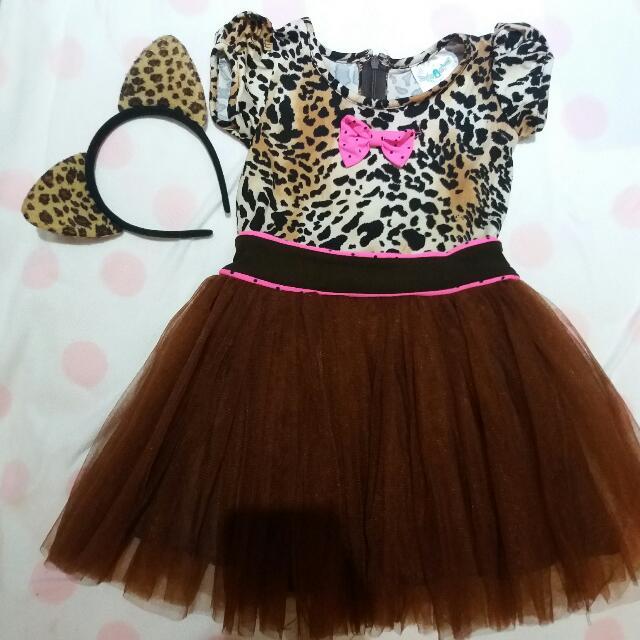 Baby Fashionista Tutu Dress