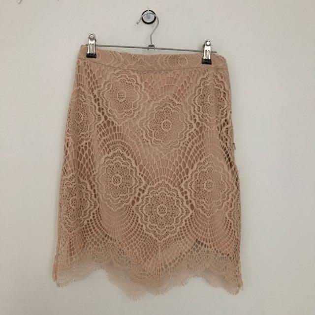 Bardot Lacey Skirt