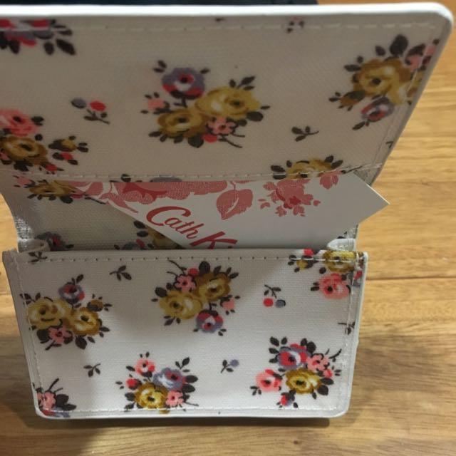 Bn cath kidston magnetic business card holder womens fashion bags bn cath kidston magnetic business card holder womens fashion bags wallets on carousell colourmoves