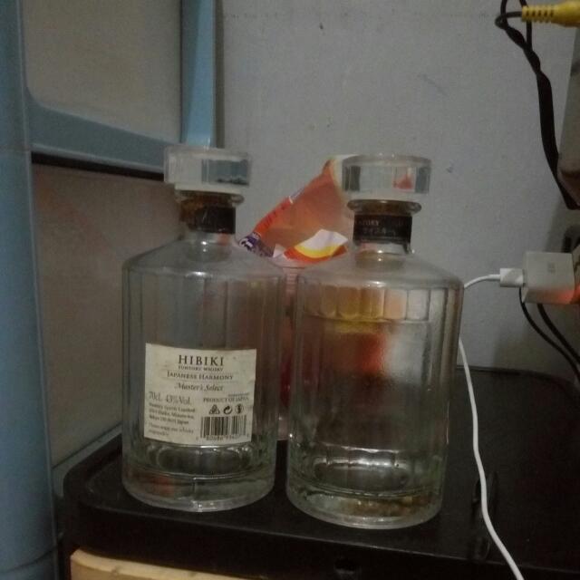 2 Botol Cantik (Kosong)
