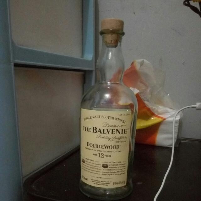 Botol Cantik (Kosong)