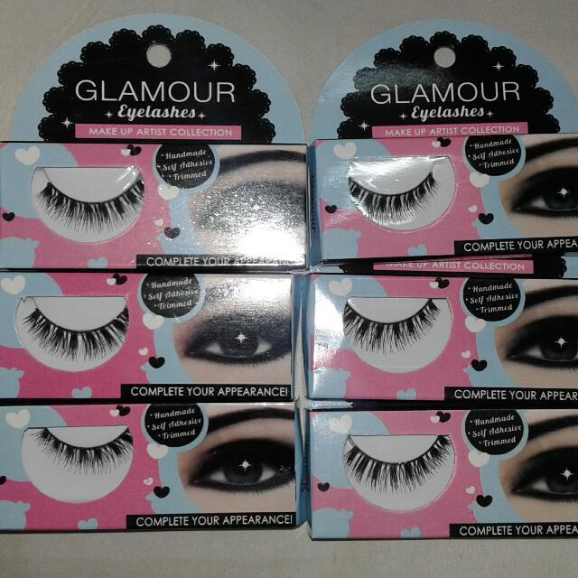 Bulu Mata Glamour