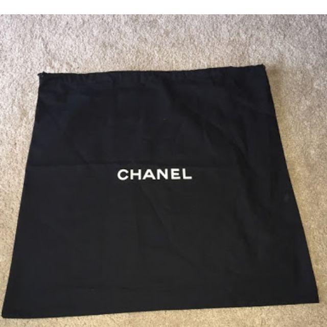 Chanel dust bag authentic