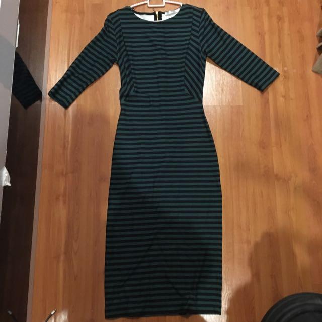 Dress Zara Sz S