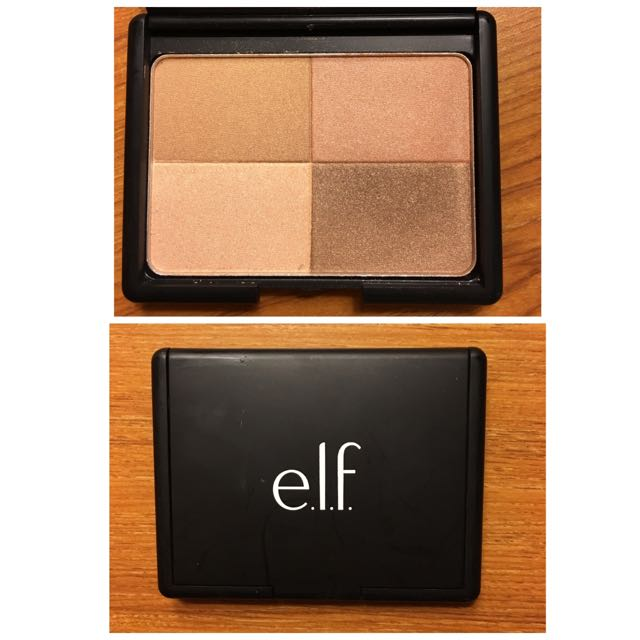 Elf Golden Bronzer import USA