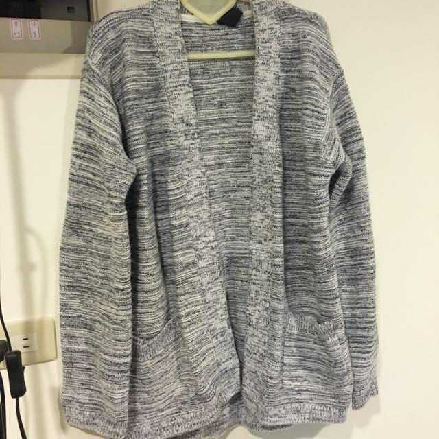 Gap 開襟毛衣外套