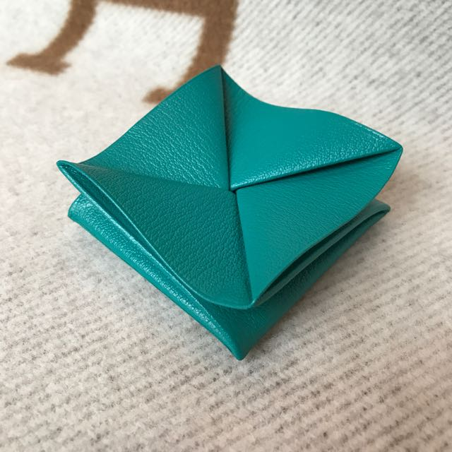 Origami Coin Purse Easy for Beginners but Cool | How to Make ... | 640x640