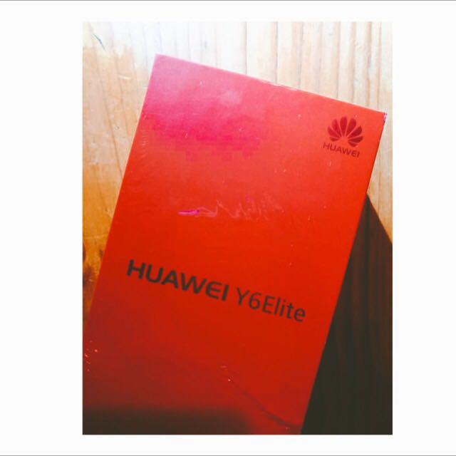 Huawei Y6Elite