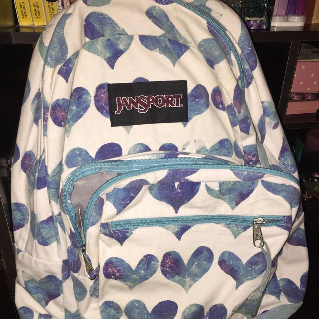 Jansport Blue Hearts (Limited Edition)