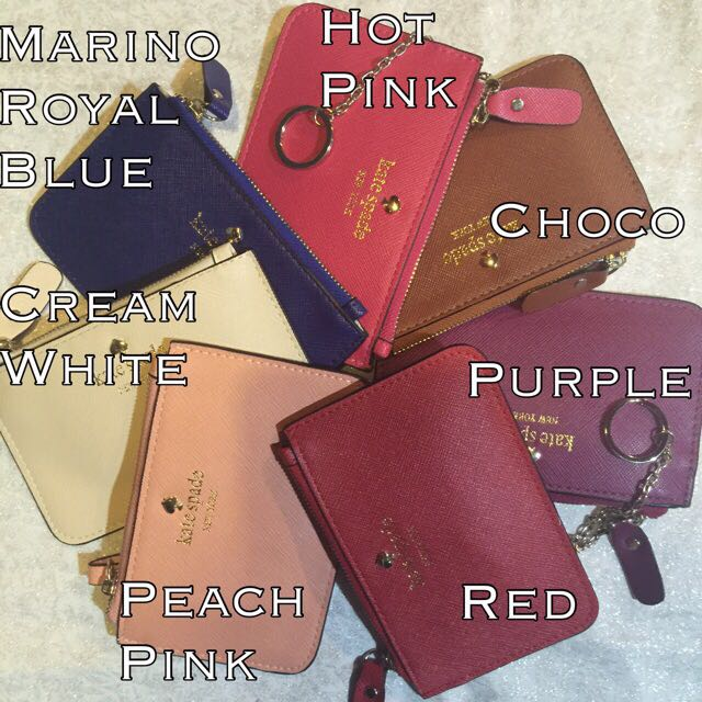 Kate Spade Wrislet w/thumb Ring (High Quality Class A)-Limited Colors Avail
