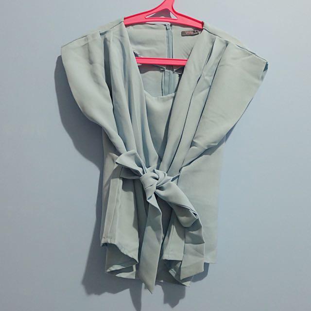 Kimono Top Blue