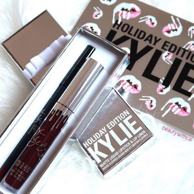Brand New Kylie vixen Lip Kit