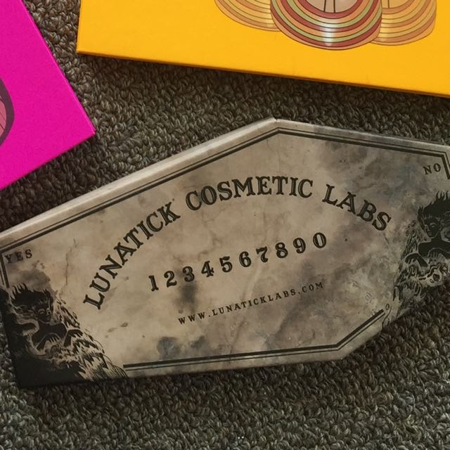 Lunatick Cosmetic Labs Supernatural Palette