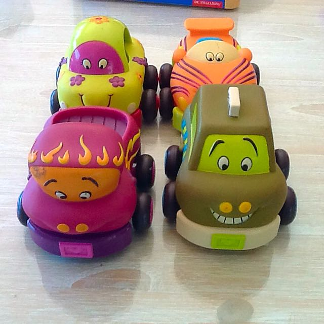 Mybtoys Weeee-Is Cars