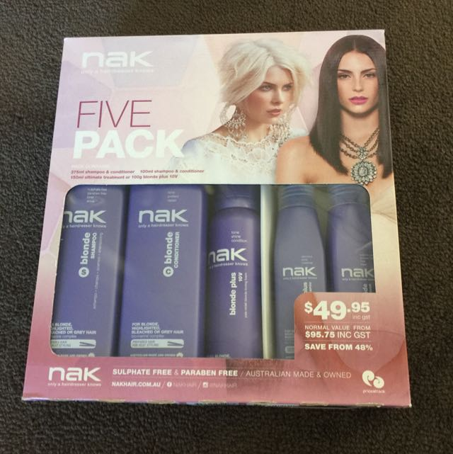Nak Five Pack