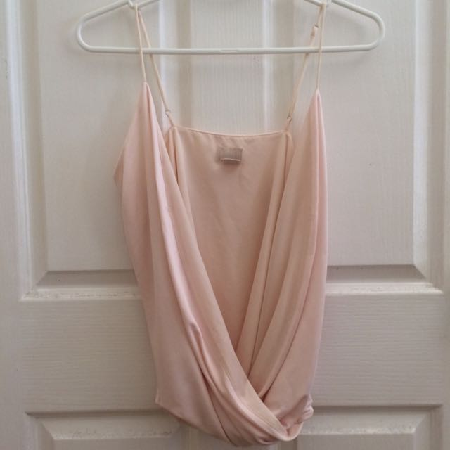 Never Worn H&M Plunge Top
