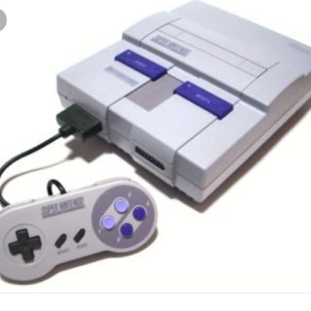 Nintendo Old School