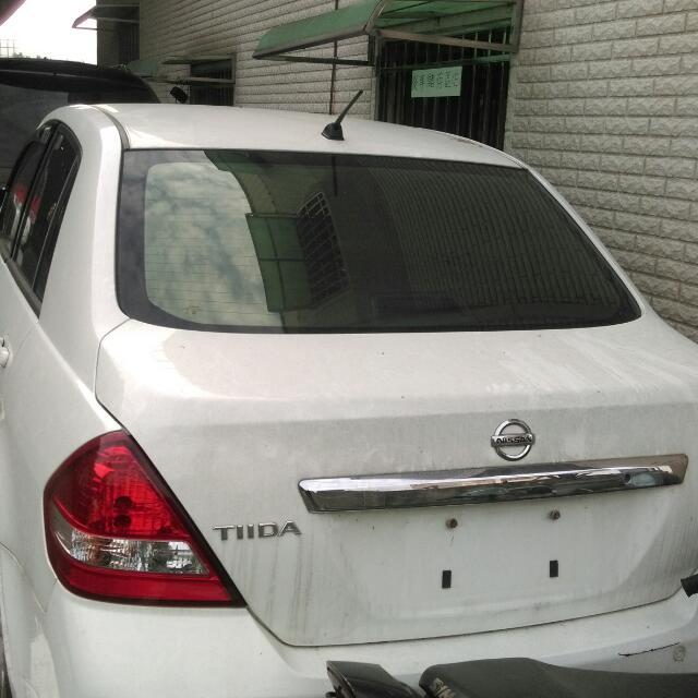 NISSAN-VERITA-A33-A32-TIIDA-QUEST-X-TRAIL零件車