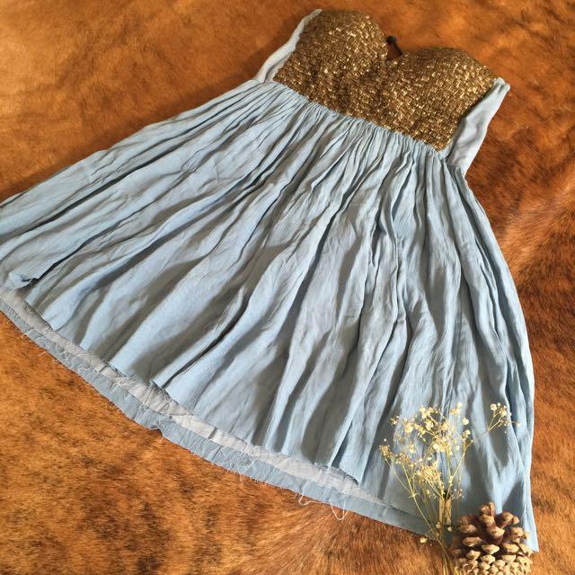 One Teaspoon Size 8 Dress