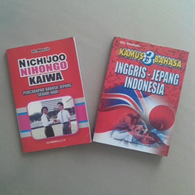Paket Belajar Bahasa Jepang