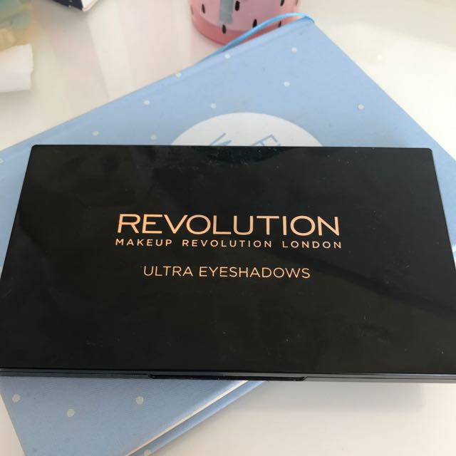 Revolution Ultra Eye shadows