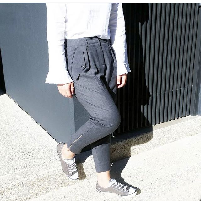 Seed Heritage Boyfriend Style Pants