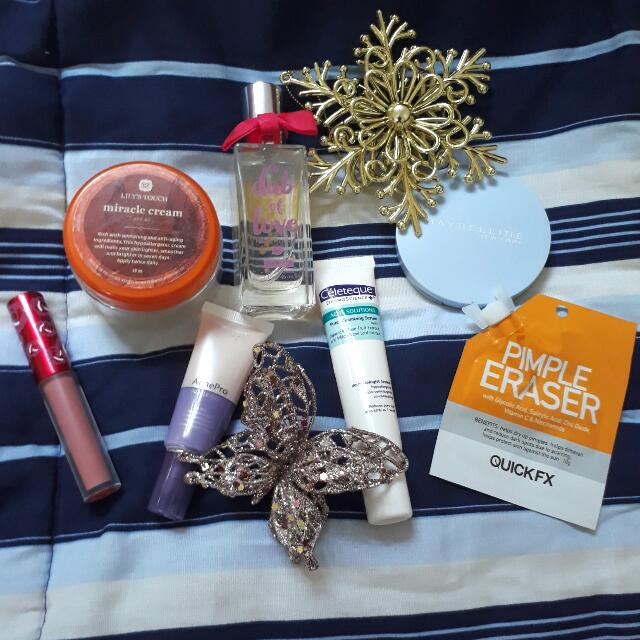 Makeup + Skin Care Bundle