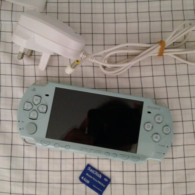 Sony Psp 2000[HOLD]