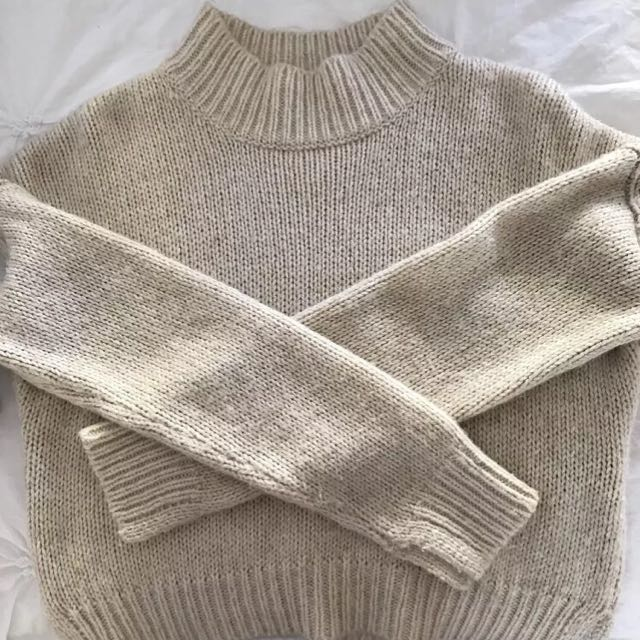 Sportsgirl Crop Knit