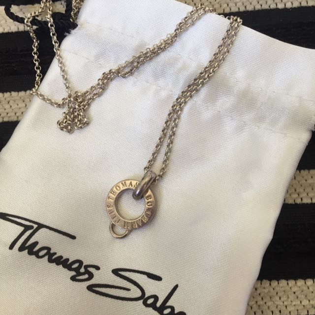 Thomas Sabo Charm Necklace