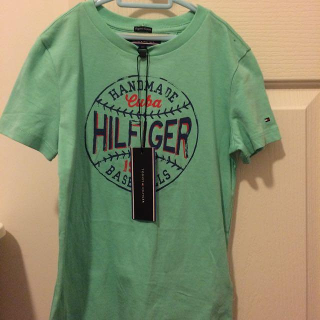 Tommy Hilfiger cotton tshirt