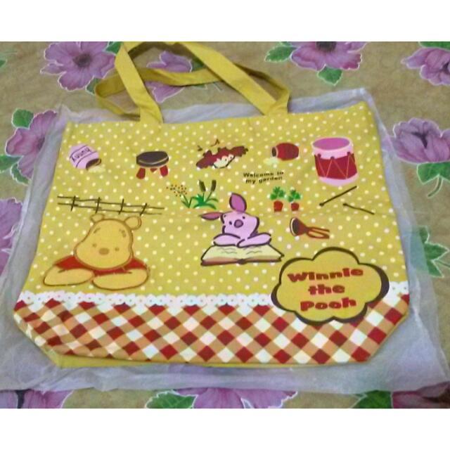 Tote Bag Winnie The Pooh