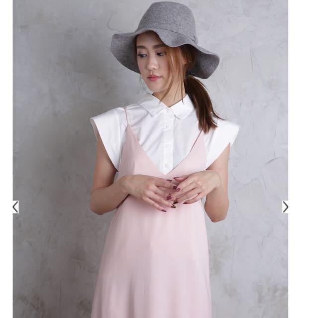 TTR Naumi Slip Dress Pink XS