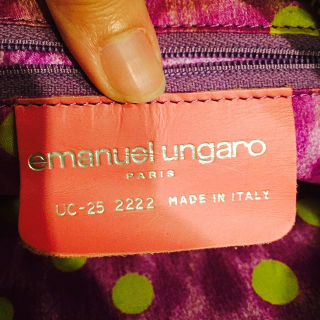 Ungaro 二手 女用包款