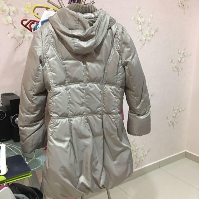 Universal Traveler Winter Coat