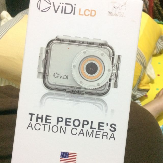 ViDi Action Cam