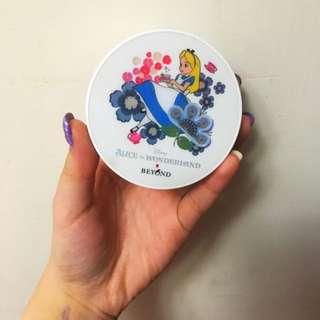韓國BEYOND愛麗絲氣墊粉餅