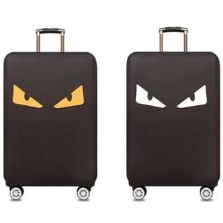 PO Monster (FENDI Inspired) Stretchable Luggage Casing