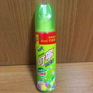 叮寧防蚊液140ml