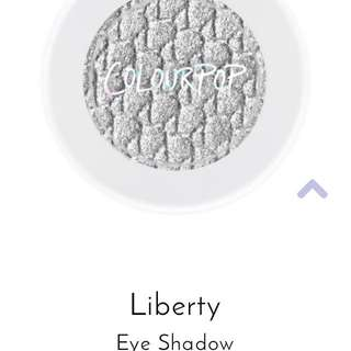 AITHENTIC LIBERTY EYESHADOW COLOURPOP