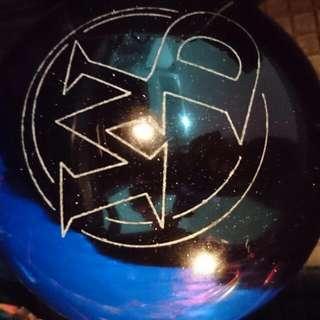 11lbs White Dot Bowling Ball