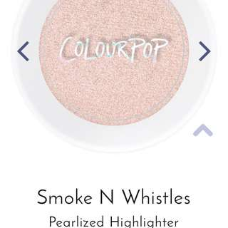 AUTHENTIC SMOKE N WHISTLES HIGHLIGHTER