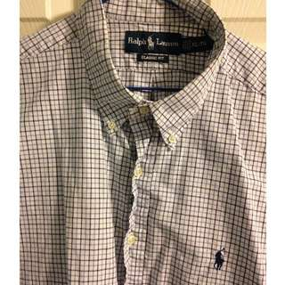 Ralph Lauren Short Sleeve Button-Up Shirt - Size: XL